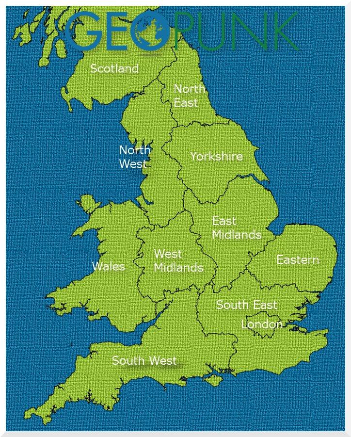 UK Regions
