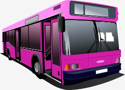 bus timetable 203 Enderby Park & Ride - Leicester City Centre - Enderby Park & Ride