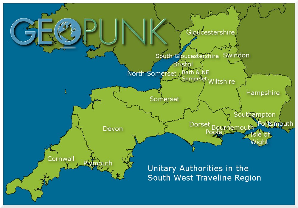Traveline South West Region