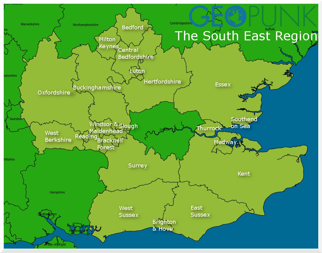 Traveline South East Region