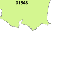 01548 View Map of the Kingsbridge Area Code